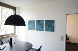 Bailer Kunst - Abstrakte Malerei - ruhig - Beispiel 2