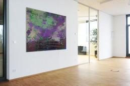 Bailer Kunst - Abstrakte Malerei - ruhig - Beispiel 4