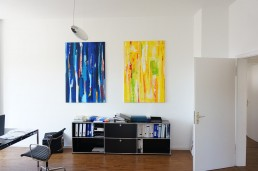 Bailer Kunst - Abstrakte Malerei - expressiv - Beispiel 2