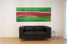 Bailer Kunst - Abstrakte Malerei - expressiv - Beispiel 3