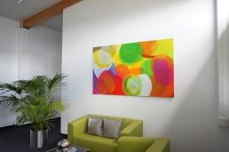 Bailer Kunst - Abstrakte Malerei - expressiv - Beispiel 4