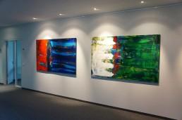 Bailer Kunst - Abstrakte Malerei - expressiv - Beispiel 6