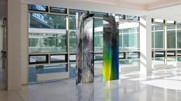 Bailer Kunst - Kunst für Glaswände