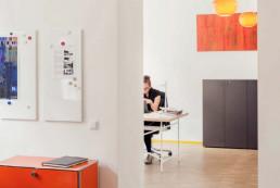 Büroeinsicht bei Bailer Kunst