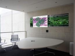 Kunst Visualiserung fürs Büro