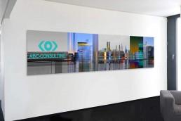 Bailer Kunst - Kunst beauftragen - Kunst mit ihrem Logo
