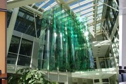 Bailer Kunst - Kunst für Glaswände - Beispiel 2