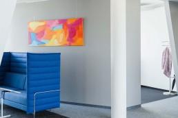 Bailer Kunst - Sitzecke & Wartebereich - Beispiel 1