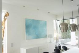 Bailer Kunst - Abstrakte Malerei - ruhig - Beispiel 1