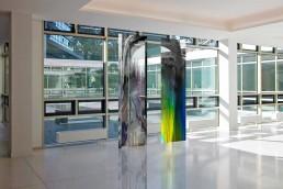 Bailer Kunst - Kunst für Glaswände - Beispiel 5