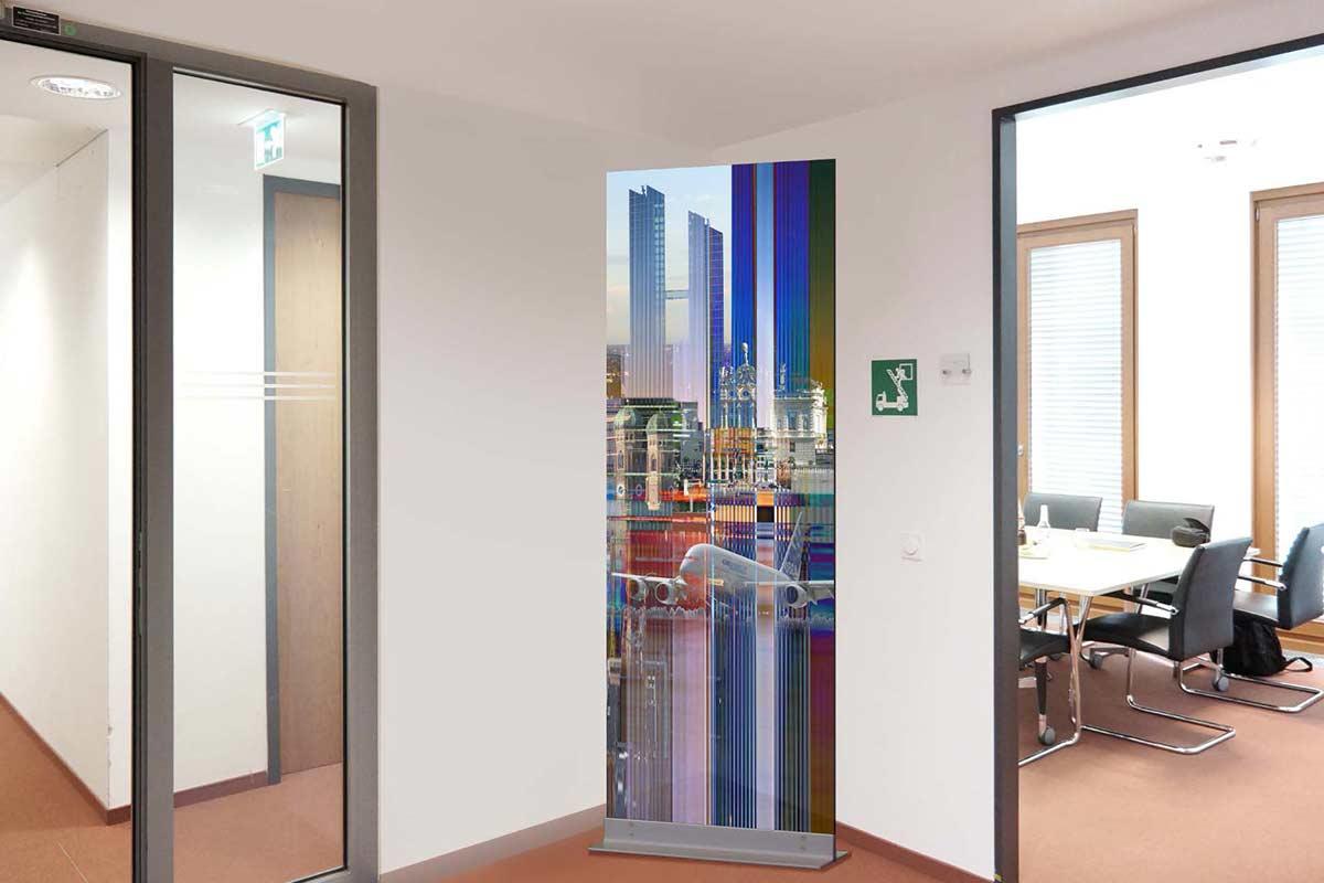 Ausgezeichnet Glas Für Die Gestaltung Kunstwerk Zeitgenössisch ...