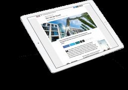 Bailer Kunst - iPad - Zeitungsartikel