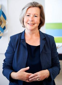 sympathische Mitarbeiterin Elisabeth Schlehaider